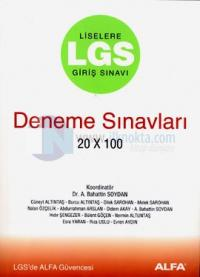 LGS Deneme Sınavları