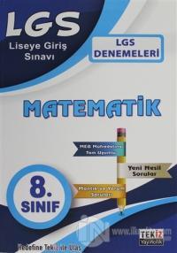 LGS Matematik Demesi 8. Sınıf