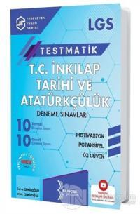 LGS T.C.İnkilap Tarihi ve Atatürkçülük Deneme Sınavları