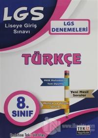 LGS Türkçe Denemesi 8. Sınıf