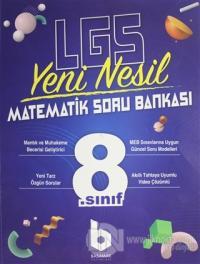 LGS Yeni Nesil Matematik Soru Bankası