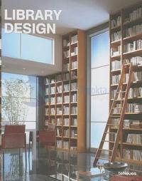 Library Design (Ciltli)