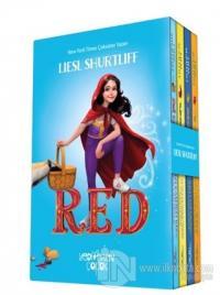 Liesl Shurtliff Serisi (4 Kitap Takım) (Ciltli)