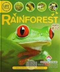 Life Cycles - Rainforest (Ciltli)