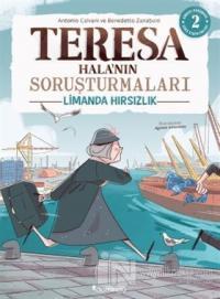 Limanda Hırsızlık - Teresa Hala'nın Soruşturmaları Antonio Calvani