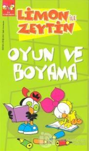 Limon ile Zeytin: Oyun ve Boyama