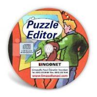 Limasollu Naci Lingonet Puzzles - İngilizce Bulmaca Çözerek, Kelime Öğ