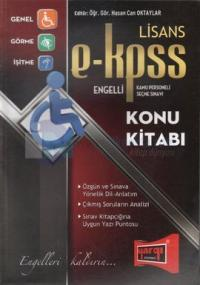 Lisans E-KPSS Konu Kitabı