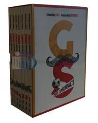 Lisedeki Sarı Tribündeki Kırmızı Galatasaray - 7 Kitap Takım Kutulu