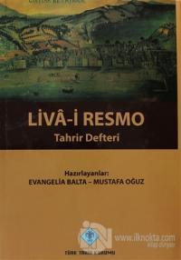 Liva-i Resmo Tahrir Defteri (Ciltli)