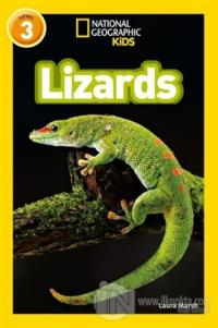 Lizards (Readers 3)