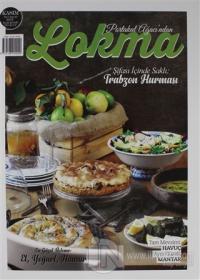 Lokma Aylık Yemek Dergisi Sayı: 60 Kasım 2019 Kolektif