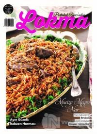 Lokma Aylık Yemek Dergisi Sayı: 73 Aralık 2020