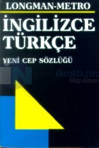 Longman-Metro İngilizce Türkçe Yeni Cep Sözlüğü