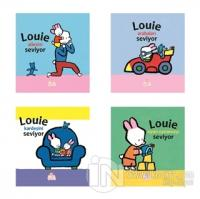 Louie Seviyor Dizisi (4 Kitap Takım)