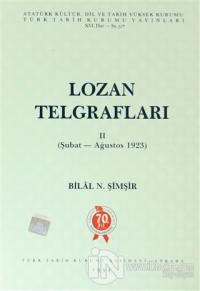 Lozan Telgrafları 2