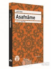 Lütfi Paşa: Asafname