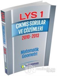 LYS 1 Çıkmış Sorular ve Çözümleri 2010-2013 Matematik-Geometri