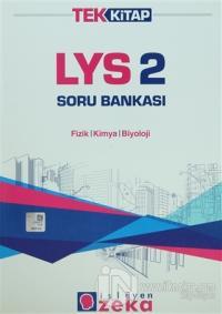 LYS 2 Soru Bankası / Fizik - Kimya - Biyoloji