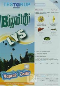 LYS Biyoloji Yaprak Testler