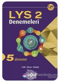 LYS Denemeleri 2 (5 Deneme)