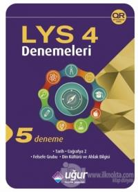 LYS Denemeleri 4 (5 Deneme)