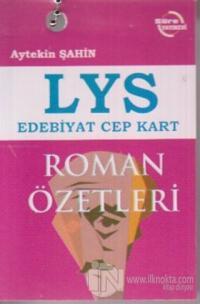 LYS Edebiyat Cep Kart - Roman Özetleri