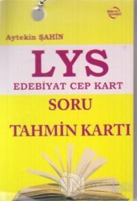 LYS Edebiyat Cep Kart - Soru Tahmin Kartı