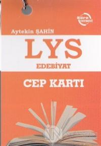 LYS Edebiyat Cep Kartı