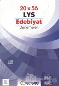 LYS Edebiyat Denemeleri 20x56