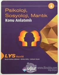 LYS Hazırlık Psikoloji, Sosyoloji, Mantık Konu Anlatımlı