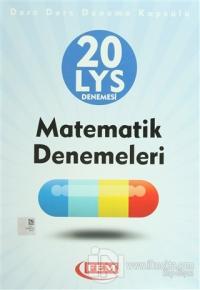 LYS Matematik 20 Deneme