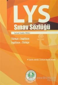 LYS Sınav Sözlüğü