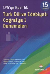 LYS Türk Dili ve Edebiyatı - Coğrafya Deneme 1