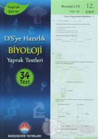 LYS'ye Hazırlık 12. Sınıf Biyoloji Yaprak Testleri