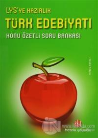 LYS'ye Hazırlık Türk Edebiyatı Konu Özetli Soru Bankası