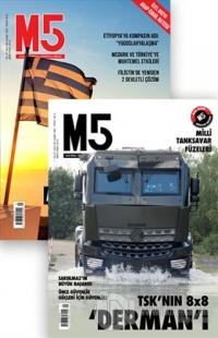 M5 Dergisi Sayı: 355 Şubat 2021 Kolektif