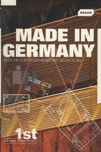 Made in Germany Best Of Contemporary Arch(Ciltli)