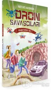 Mağaradaki Sır - Dron Savaşçıları (Ciltli)