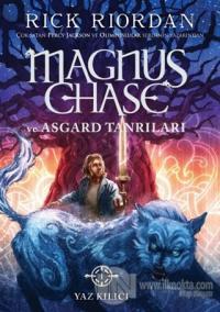 Magnus Chase ve Asgard Tanrıları - 1 Yaz Kılıcı %20 indirimli Rick Rio
