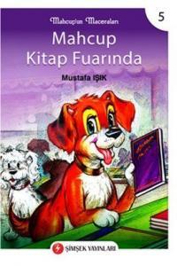 Mahcup'un Maceraları 5 - Mahcup Kitap Fuarında %10 indirimli Mustafa I
