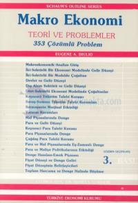 Makro EkonomiTeori ve Problemler 353 Çözümlü Problem