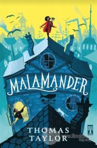 Malamander (Bez Cilt - Şömizli) (Ciltli)