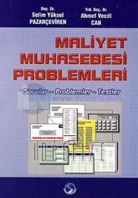 Maliyet Muhasebesi Problemleri Ahmet Vecdi Can