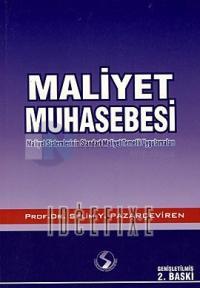 Maliyet Muhasebesi Selim Yüksel Pazarçeviren