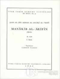Manakib Al-Arifin (Metin) 2. Cilt