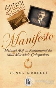 Manifesto %18 indirimli Yunus Mürebbi