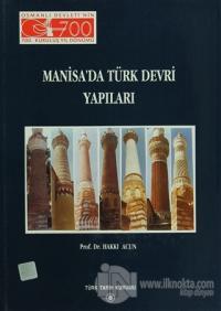 Manisa'da Türk Devri Yapıları (Ciltli)