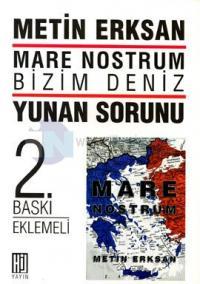 Mare Nostrum %20 indirimli Metin Erksan