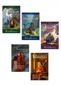 Margaret Weis 5 Kitap Takım